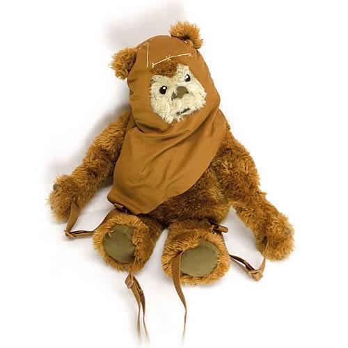 Star Wars Wicket the Ewok Back Buddy