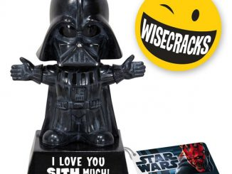 Star Wars Wisecracks Darth Vader