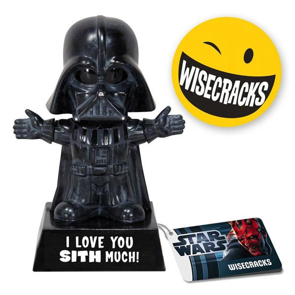 Star Wars Wisecracks Darth Vader