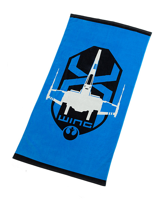 Star Wars X-Wing Beach Towel