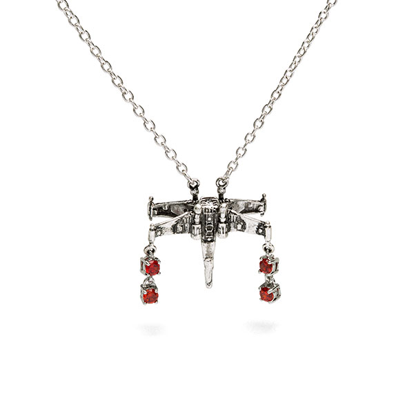 Star Wars X-Wing Crystal Pendant