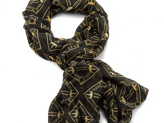 Star Wars X-Wing Fighter Art Deco Lightweight Scarf