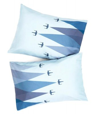 Star Wars X Wing Fighter Pillowcases