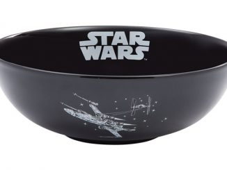Star Wars X-Wing & Imperial Ship Serving Bowl