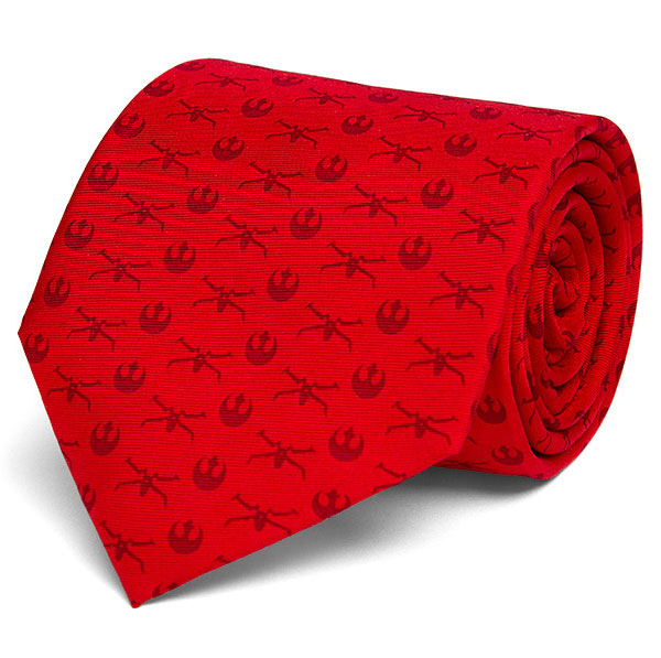Star Wars X-Wing Silk Tie