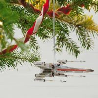 Star Wars X Wing Starfighter Christmas Ornament
