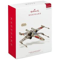 Star Wars X Wing Starfighter Hallmark Keepsake Ornament