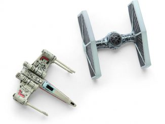 Star Wars X-wing & TIE Fighter Magnet Set