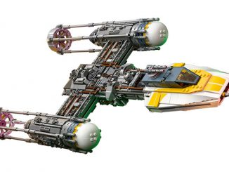 Star Wars Y-Wing Starfighter LEGO Set 75181