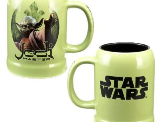 Star Wars Yoda 20 oz. Ceramic Stein