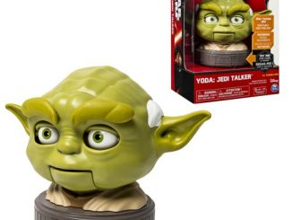 Star Wars Yoda Babble Head