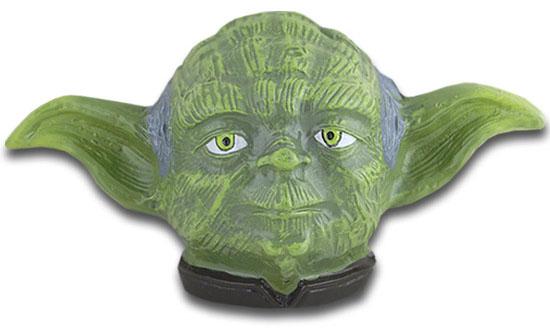 Star Wars Yoda Belt Buckle