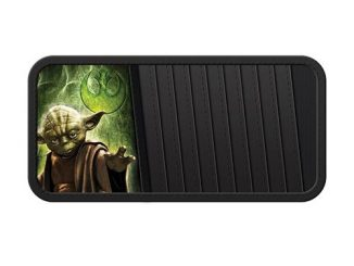 Star Wars Yoda CD Visor Organizer