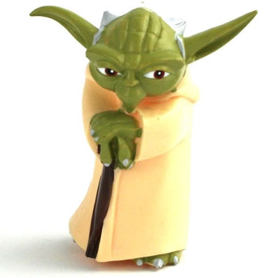 Star Wars Yoda Christmas Lights