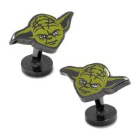 Star Wars Yoda Cufflinks