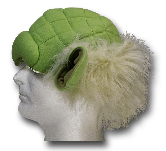 Star Wars Yoda Head Beanie