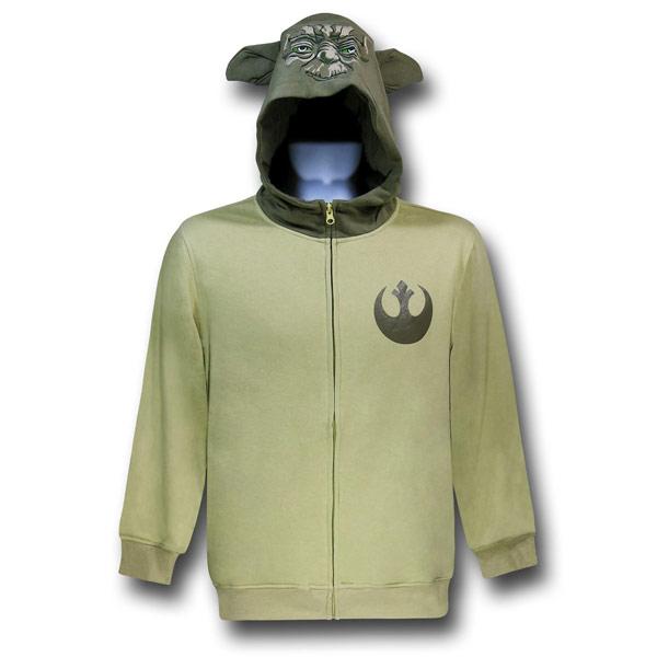 Star Wars Yoda Kids Costume Hoodie