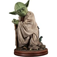 Star Wars Yoda Life-Size Figure - small