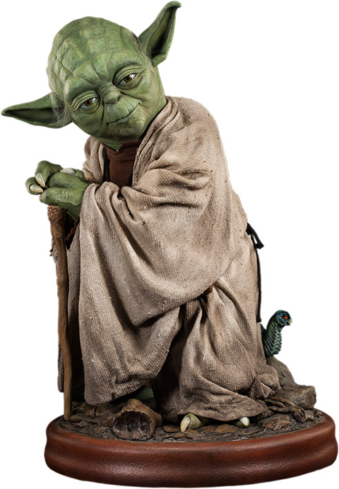 Star Wars Yoda Life-Size Figure