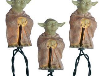 Star Wars Yoda Lights