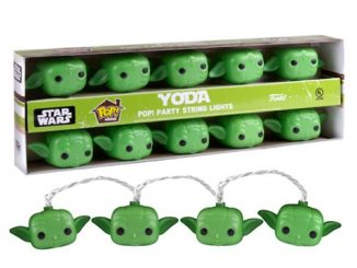Star Wars Yoda Pop! Party String Lights