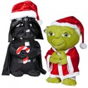 Star Wars Yoda and Darth Vader Holiday Gift Set