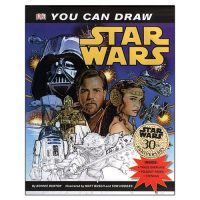 Star Wars You Can Draw Star Wars Book