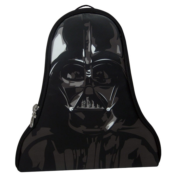 Star Wars ZipBin Darth Vader LEGO Storage Case