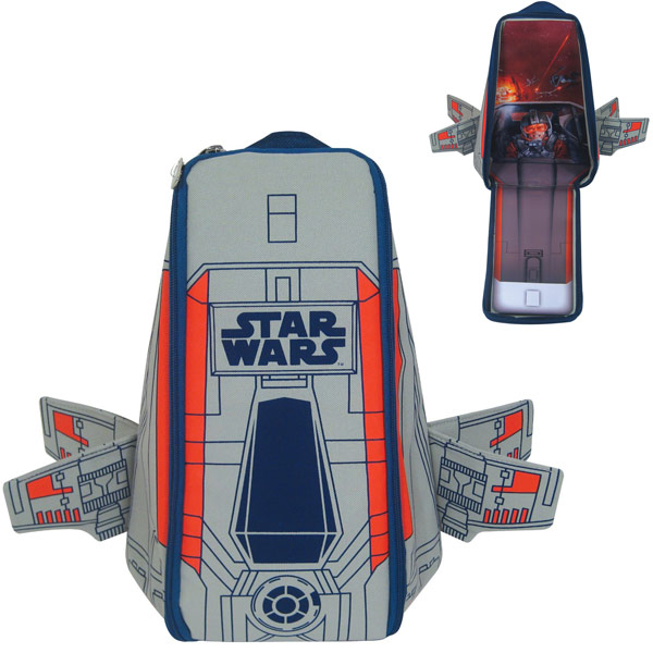 Star Wars ZipBin XWing Backpack