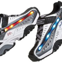 Star Wars by Stride Rite Dueling Lightsaber Lighted Sneakers