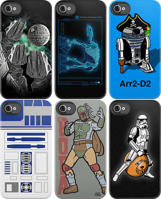 Star Wars iPhone Cases from RedBubble