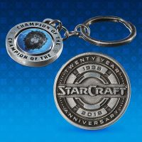 StarCraft 20th Anniversary Pin