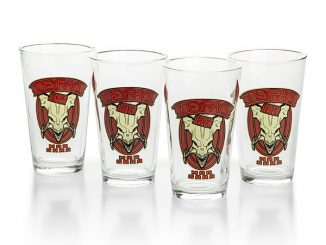 StarCraft II Joeyray's Pint Glasses - Set of 4