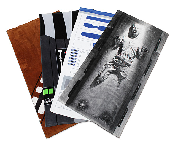 StarWars Towels