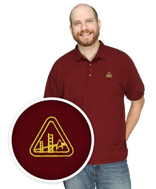 Starfleet Academy Polo Shirt