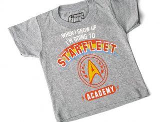 Starfleet Academy Toddler Tee