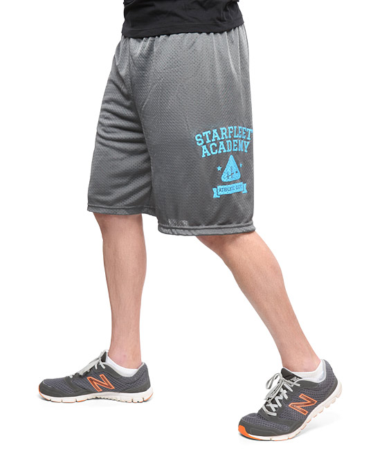 Starfleet Athletic Dept. Mesh Shorts