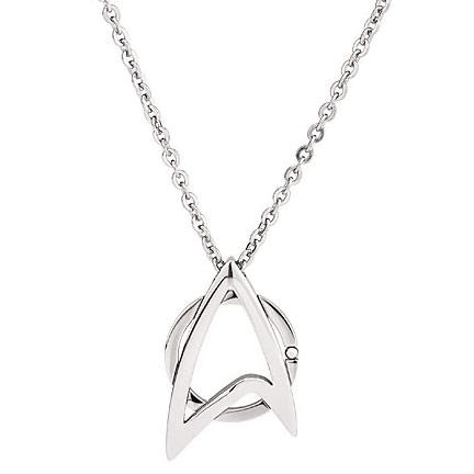 Starfleet Necklace
