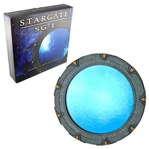 Stargate Sg 1 Replica Mirror
