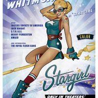 Stargirl DC Comics Bombshell Poster