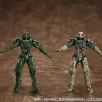 Starship Troopers Power Suit Action Figures 3