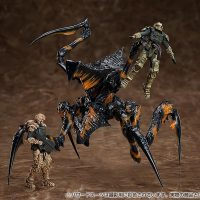 Starship Troopers Warrior Bug Figma Action Figure 6