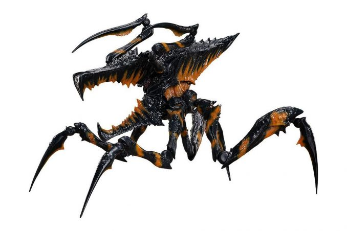 Starship Troopers Warrior Bug Figma Action Figure