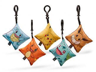 Starter Pokémon Pillow Danglers
