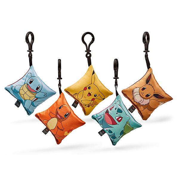 Starter Pokémon Pillow Danglers