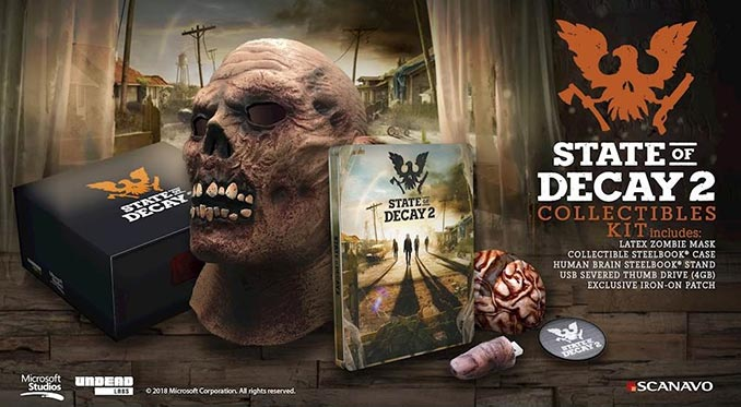 State of Decay 2 Collectibles Kit
