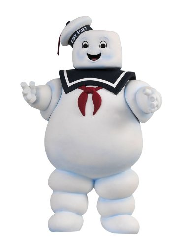 Stay-Puft Marshmallow Man Bank