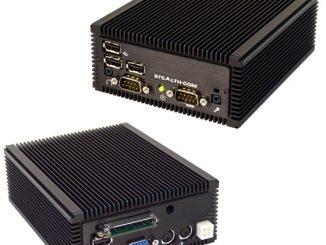 Stealth Model LPC-125LPFM Embedded Mini Mobile PC