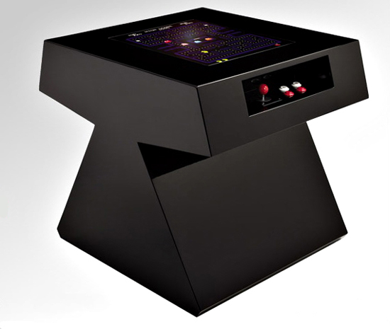 Stealth Video Arcade Game