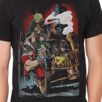 Steampunk Batman Shirt